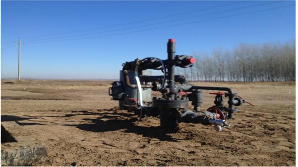 潜油螺杆泵智能采油设备