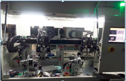 MC200E与视觉系统在贴标机上的应用