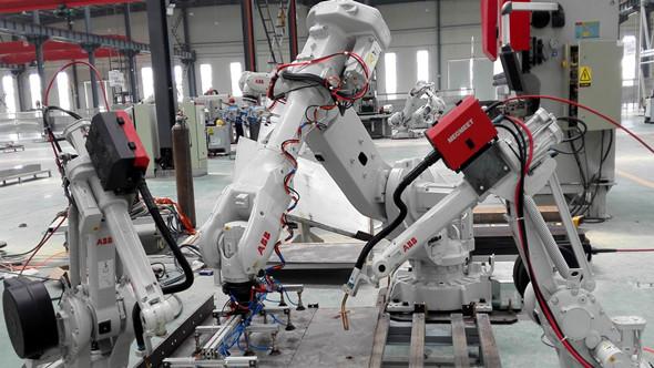 工业数字化智能焊机
