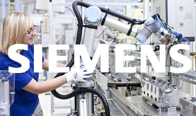 西门子、ABB工业4.0生产线
