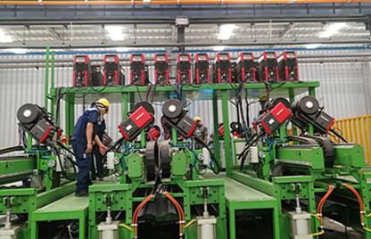 集装箱焊接工艺解决方案