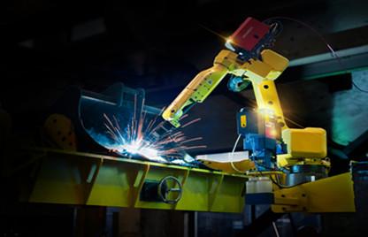 智能焊机在工程机械行业的应用