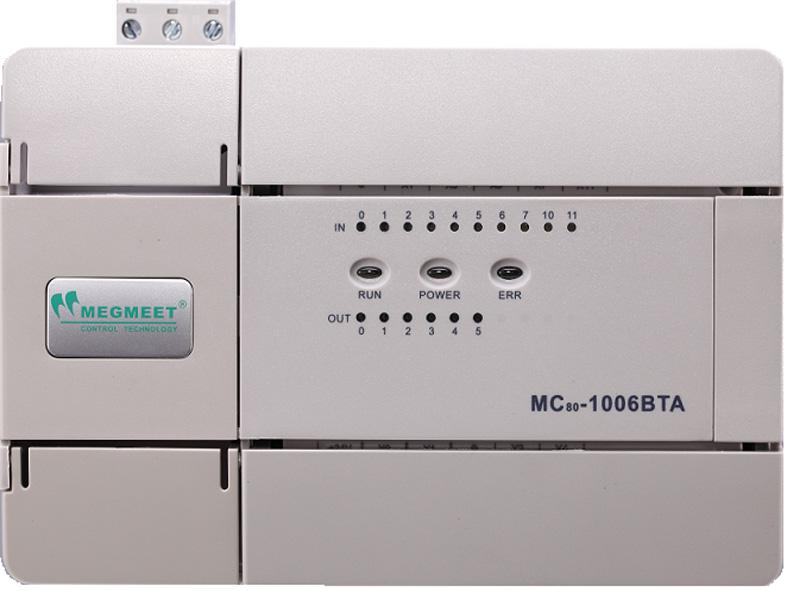 可编程逻辑控制器MC80系列