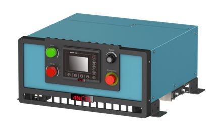 水箱拉丝电气集成一体化控制器