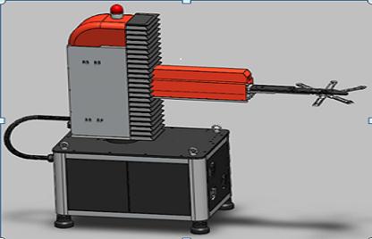 MC280 G代码在机械手中的应用