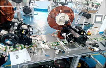 MC280电子凸轮在全自动贴标机上的应用