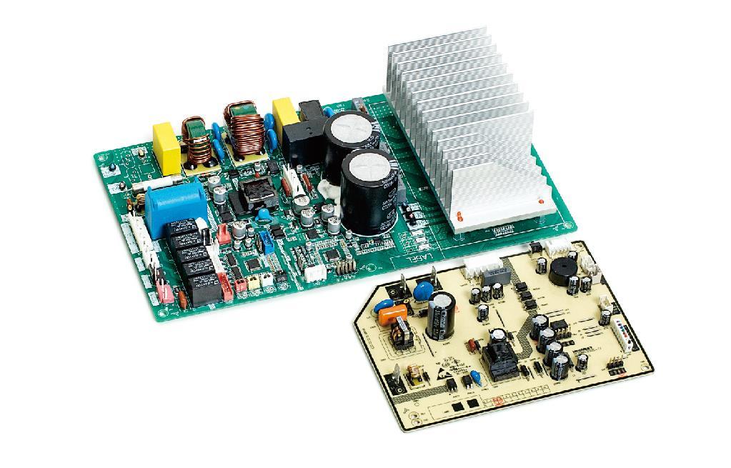 超低温空气源热泵采暖控制系统