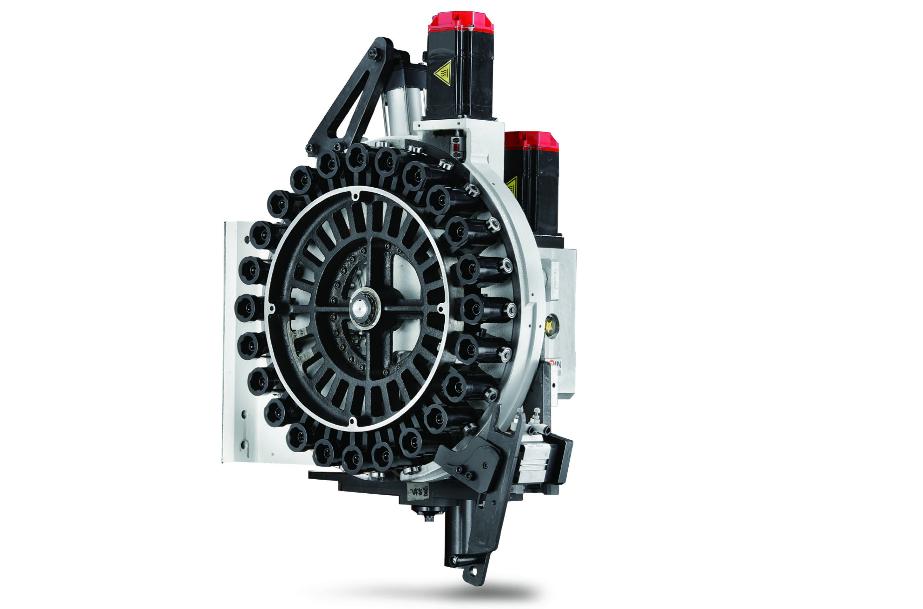 MV160变频器对机床立加刀库的控制应用