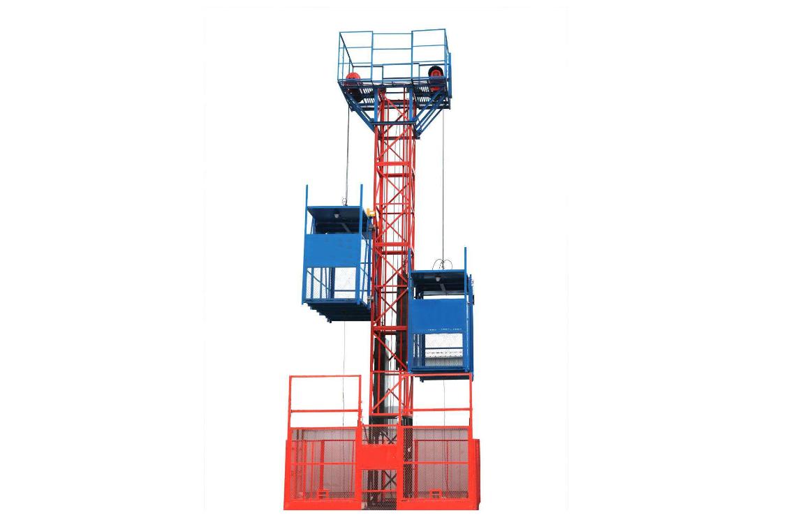 MV600L变频器在塔机和升降机上的应用
