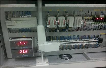 MC100系列PLC和MTC在回流焊上的应用