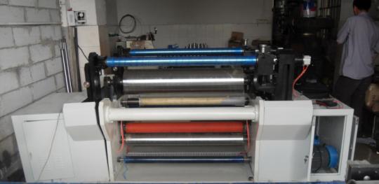 MV600T在薄膜分切机中的应用