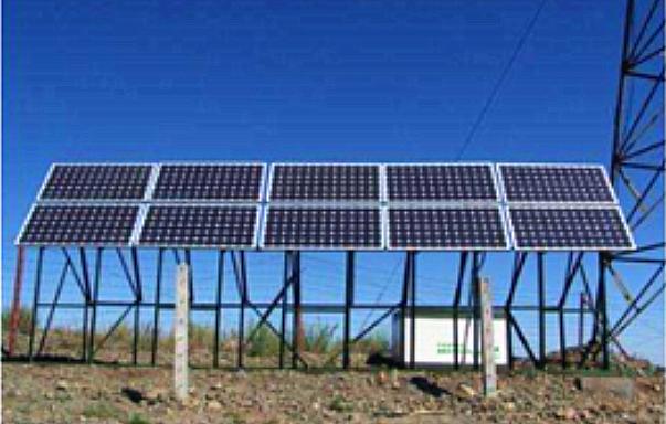 光伏充电模块MS48300HG的光伏发电应用